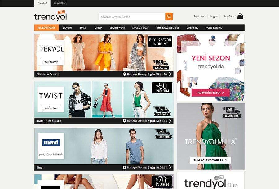 Трендйол Интернет Магазин Турция На Русском